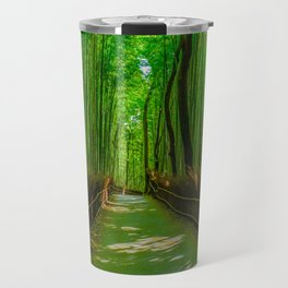 Bamboo Trail Travel Mug