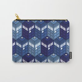 Infinite Phone Boxes Carry-All Pouch