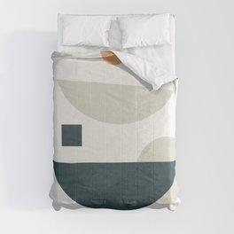 Minimal Shapes No.36 Comforters