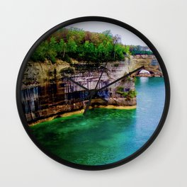 PicturedPerfect Wall Clock