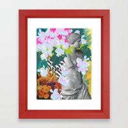 Hydrangeas Framed Art Print