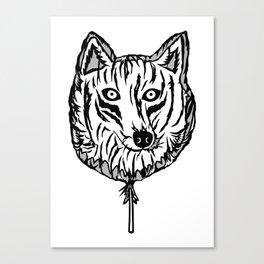 Lobollipop Canvas Print