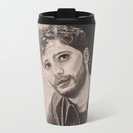 Jamie Dornan - PORTRAIT Travel Mug