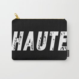 Haute (High) inverse Carry-All Pouch