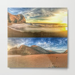 Tennessee Valley Stacked Panorama Metal Print