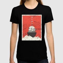 Vintage Japanese Anime Ramen T-shirt