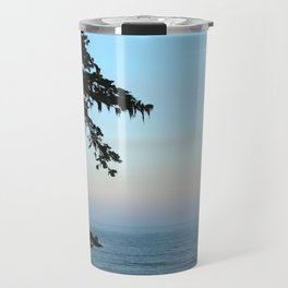 Mendocino County Coast Travel Mug