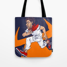 Bull Run Tote Bag