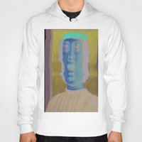 renaissance Hoodies featuring The Renaissance Glitch Gaze by Norms