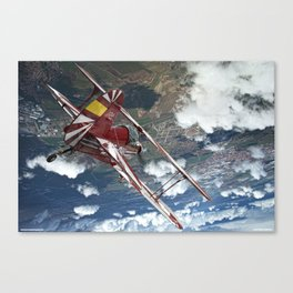 Pitts Special Canvas Print