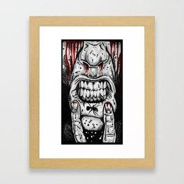 HardCore Framed Art Print