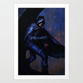 Undercover Art Print