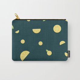 Easy Peasy Lemon Squeezy Carry-All Pouch