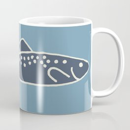 Swimming with the fishies Coffee Mug