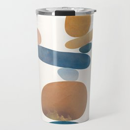 Balancing Stones 28 Travel Mug