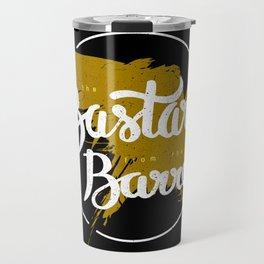 the bastard from the barrel Travel Mug