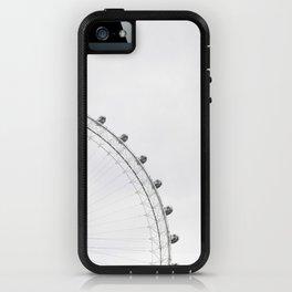 London Eye Monochrome iPhone Case