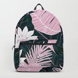 leaves // aloha Backpack