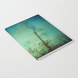 Between Autumn and Winter Notebook