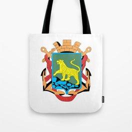 VLADIVOSTOK Tote Bag