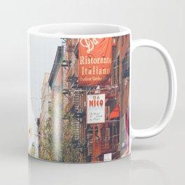 Mulberry Street Little Italy Coffee Mug