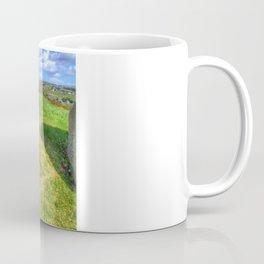 Lewis War Memorial, Stornoway Coffee Mug