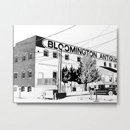 bloomington I Metal Print