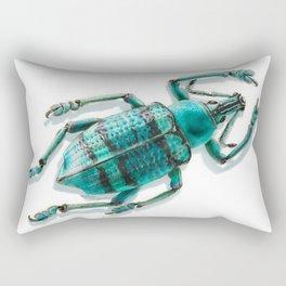 Beetle Indonesian Weevil Rectangular Pillow