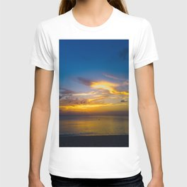 Cloudfish Over Open Water T-shirt