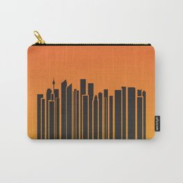 Sydney City Barcode Carry-All Pouch
