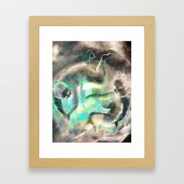 One and the same Framed Art Print