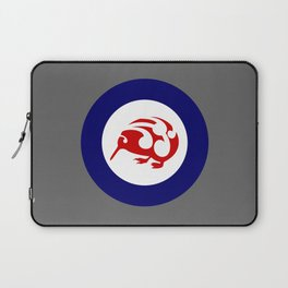 Kiwi Air Force Roundel Laptop Sleeve