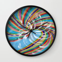 Annointing Wall Clock
