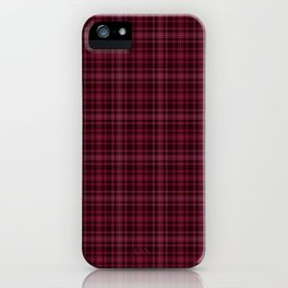 Beautiful plaid 3 iPhone Case