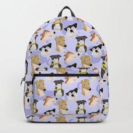 Jenna marbles dog design Backpack