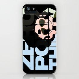 Zero Pork Thirty iPhone Case