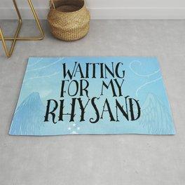ACOTAR - Waiting for my Rhysand Rug