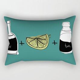 Gin and Tonic Rectangular Pillow