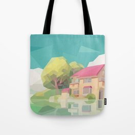 The Age of the Ocean Tote Bag