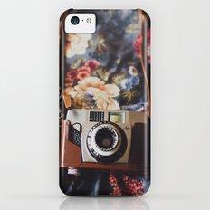 Vintage Slim Case iPhone 5c