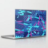 pocahontas Laptop & iPad Skins featuring Pocahontas by Sammy Cee