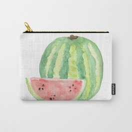 Watermelon Watercolour  Carry-All Pouch