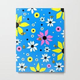 Springtime Bloom Metal Print