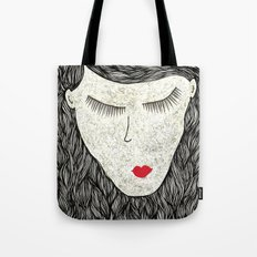that all elusive peace of mind Tote Bag