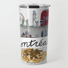 A summarized guide to Montreal Travel Mug