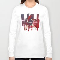 kill la kill Long Sleeve T-shirts featuring Kill La Kill FANART by fanart.cl