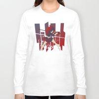 kill la kill Long Sleeve T-shirts featuring Kill La Kill FANART by tsuzuku