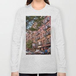Lower eastside new york Long Sleeve T-shirt