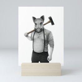 Jack Lumboar Mini Art Print