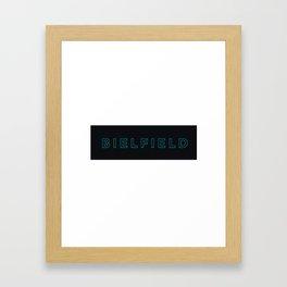 Bielfield Fan Framed Art Print